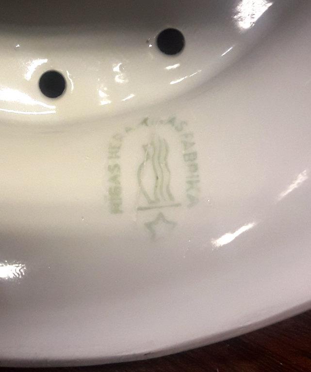Porcelāna vāze/galda dekors