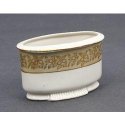 Porcelāna salvešu trauks