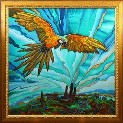 Papagailis virs Liepājas