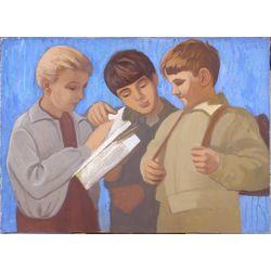 Trīs zēni