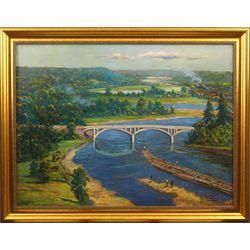 Tilts pār Gauju pie Siguldas