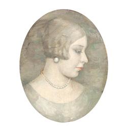 Dāmas portrets