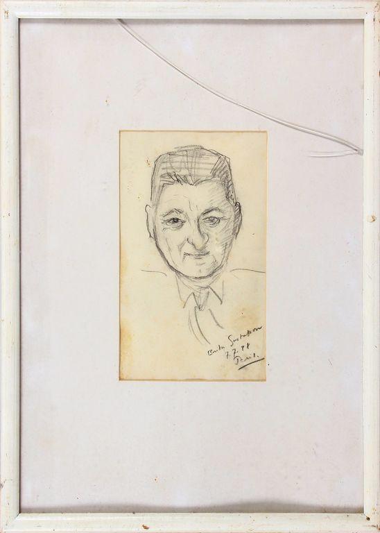 Kondrāda Ubāna portrets