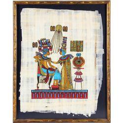 Gleznojums uz papirusa