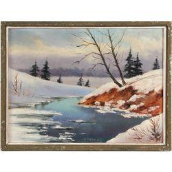 Ziemas ainava
