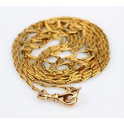 Zelta pulksteņa ķēde