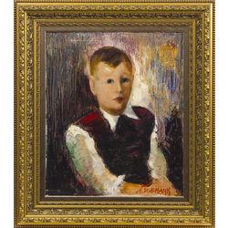 Zēna portrets