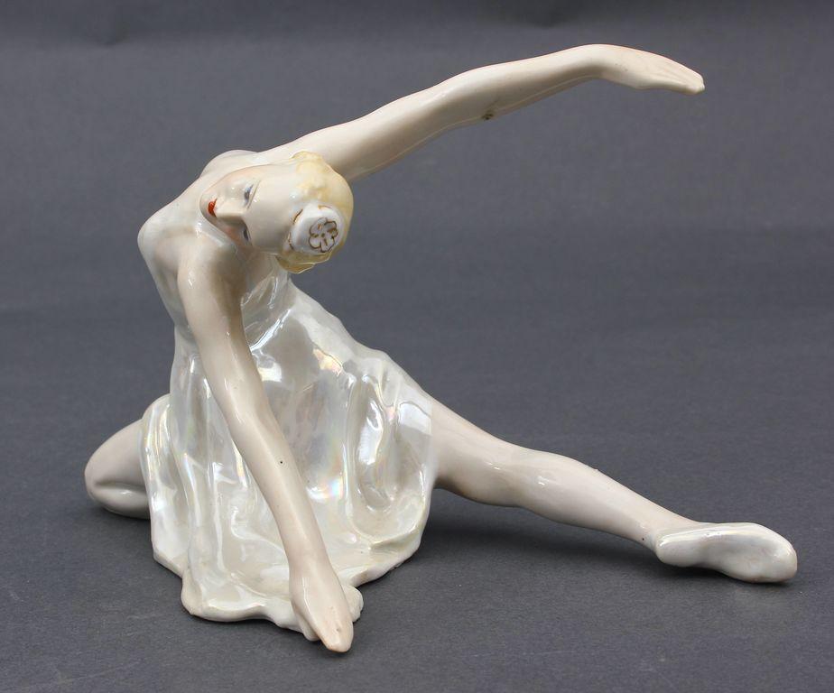 Porcelāna figuriņa Balerīna
