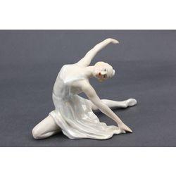 Фарфоровая статуэтка Балерина