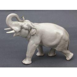 Porcelain figure of