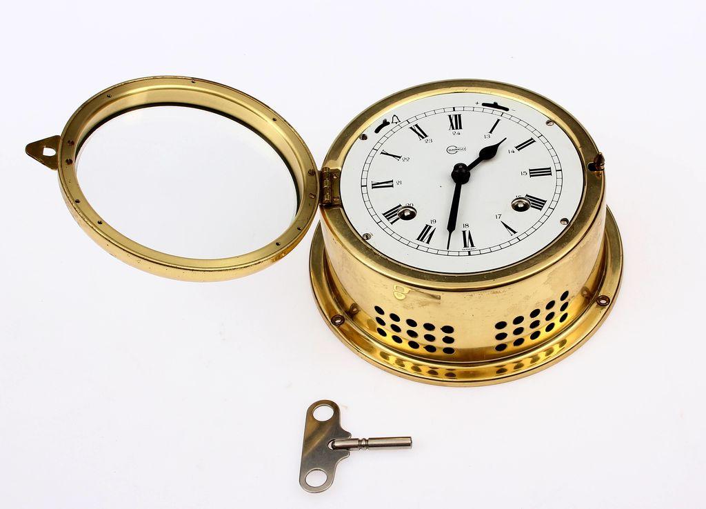 Kuģa pulkstenis