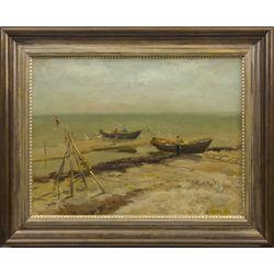 Zvejnieku laivas