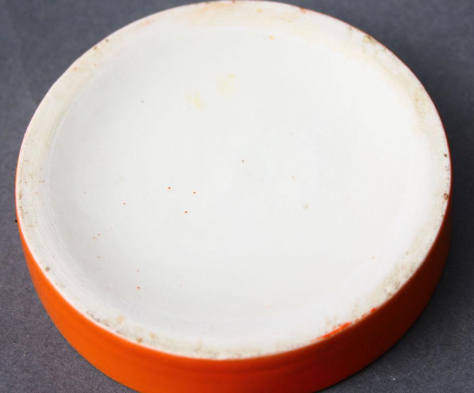 Porcelāna trauciņš ar vāku