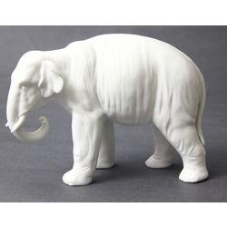 Biscuite figurine