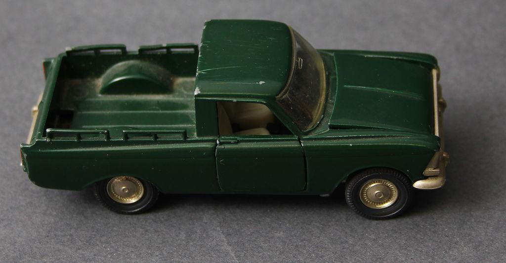 Automašīnas modelītis Moskvičs, pikaps