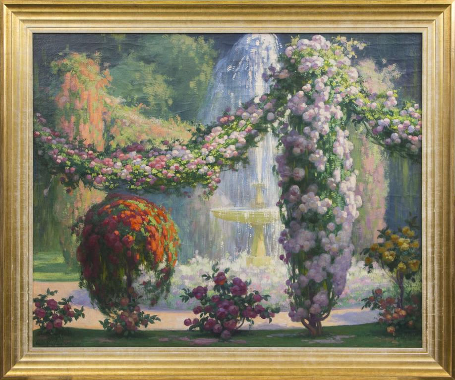 Ziedošais dārzs