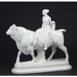 KPM porcelain figurine