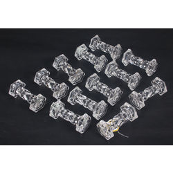 Crystal Cutlery Trays 12 pcs.