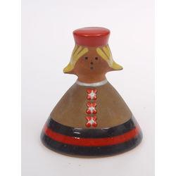 Ceramic figurine / souvenir