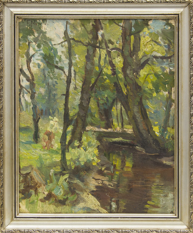Meža upīte