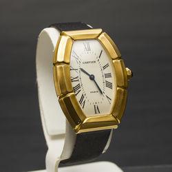 Franču zelta rokas pulkstenis