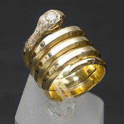 Zelta gredzens
