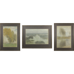 Landscapes (3 pcs.)