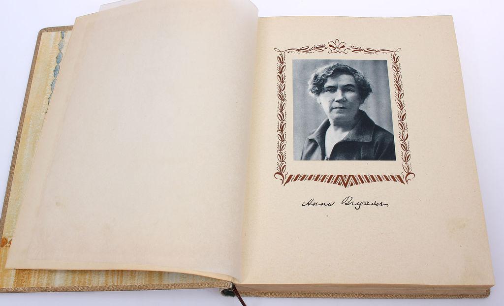 Anna Brigadere, Pasaku lugas