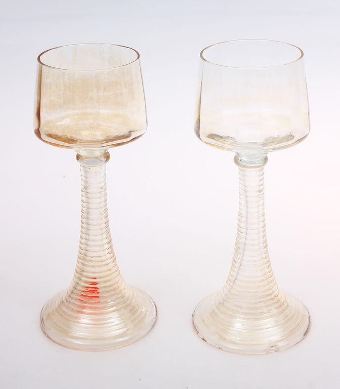 Stikla glāzes 2 gab.
