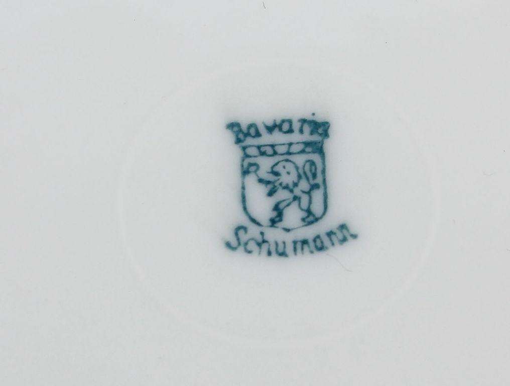Porcelāna šķīvītis
