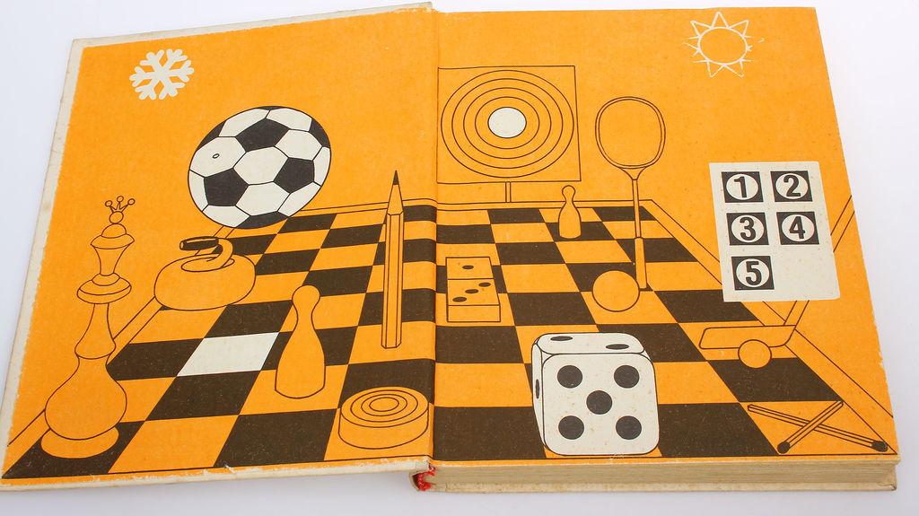 E.Glonegers, V.Dīms, Lielā spēļu grāmata