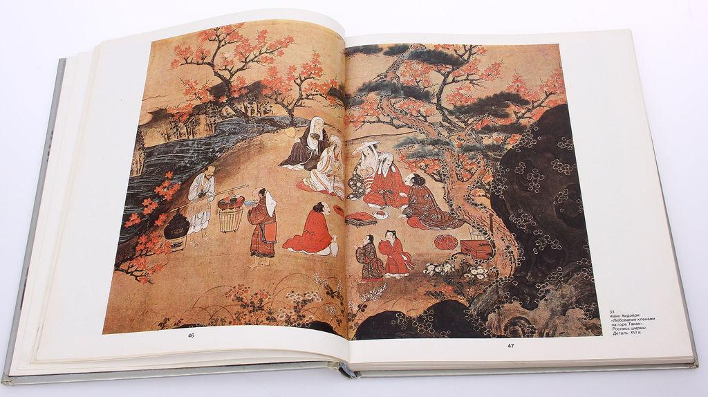 Художественная культура Японии ХVI столетия