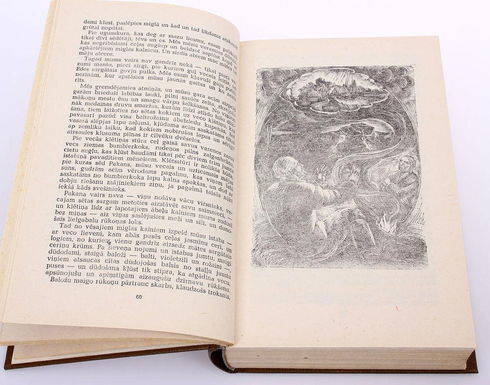 Aleksandrs Grīns, Dvēseļu putenis