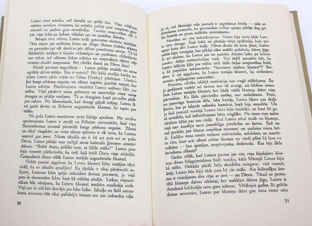 E.GRīslis, Mārtiņš Luters-reformators