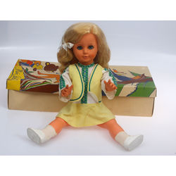 Doll in the original box