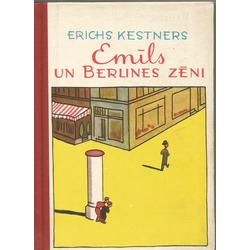 """Erichs Kestner """"Emil and Berlin Boys"""" (Novel for kids)"""