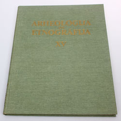 Archeoloģija un etnogrāfija XV