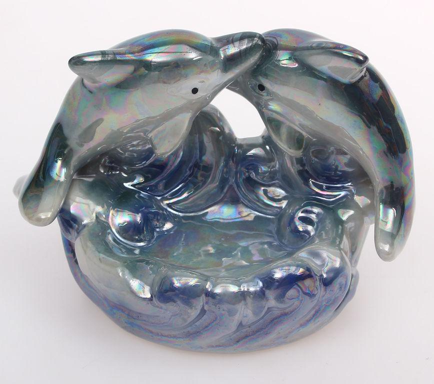 Porcelāna figūriņa/trauciņš