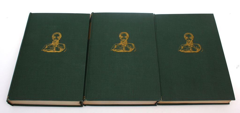 Sigrida Undsete, Kristine Lavrana meite (romāns trijās grāmatās)