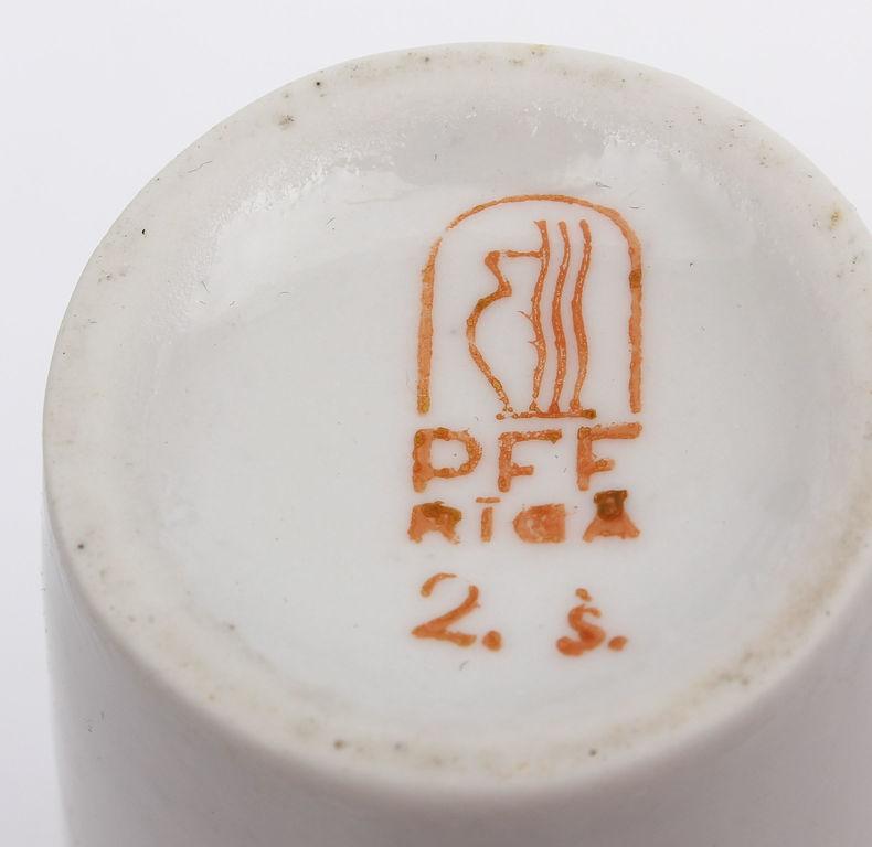Porcelāna vāzīte