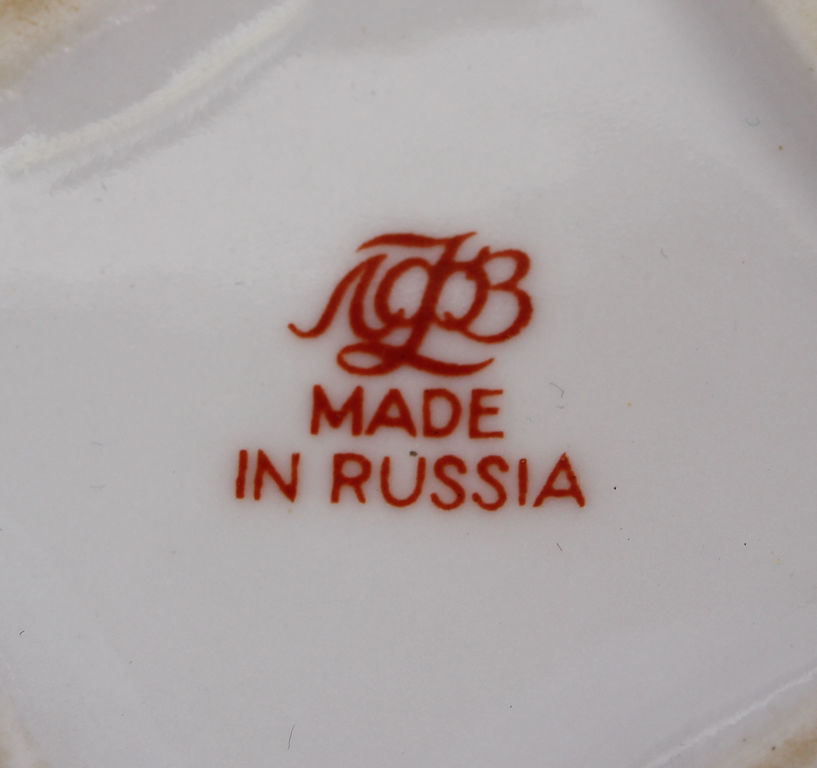 Porcelāna cukurtrauks
