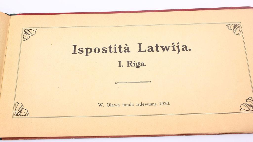 Izpostītā Latvija
