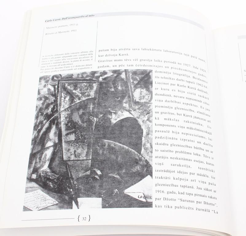 Karlo Karra. No avangarda līdz mītam  (Izstādes katalogs)