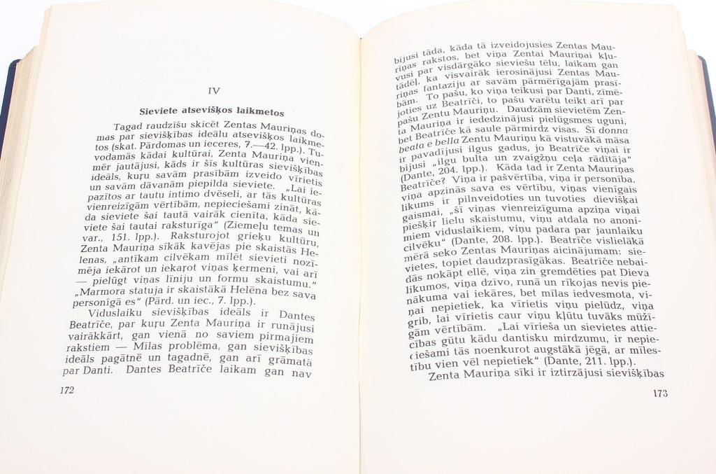 Zenta Mauriņa, Kopotie raksti (I, II)