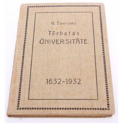 Tērbatas universitāte 1632-1932, Nr.4