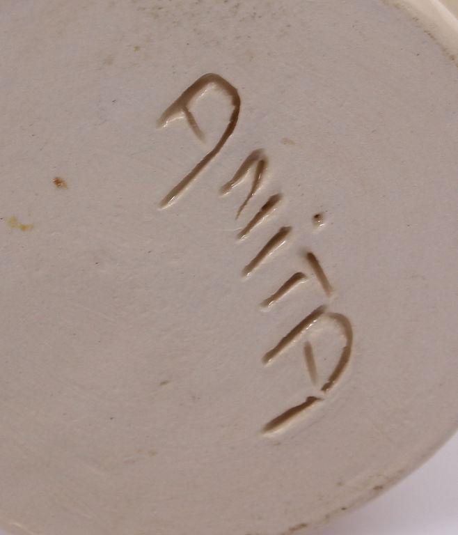 Keramikas salvešu turētājs