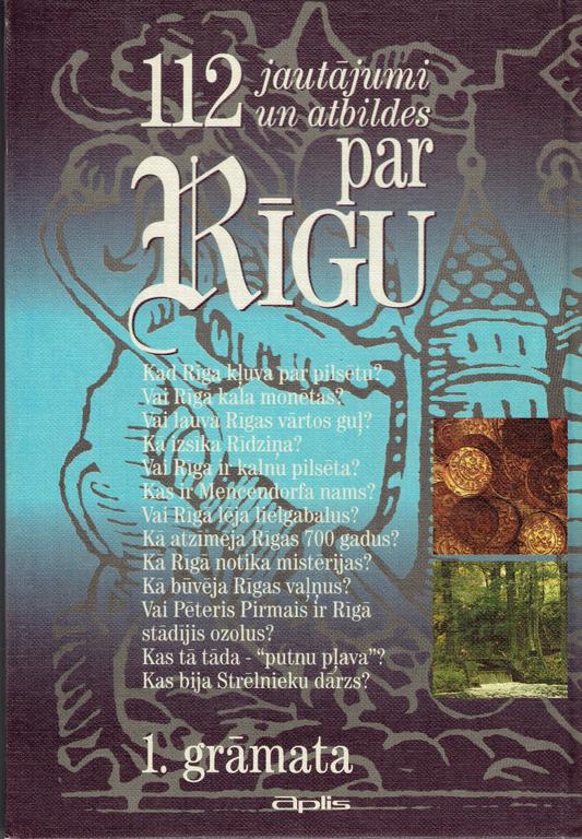 Enciklopēdija katrai ģimenei. Tava labākā grāmata par Latviju, 109 jautājumi un atbildes (4 gab.)