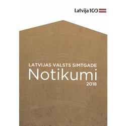 Latvijas valsts simtgadei notikumi 2018