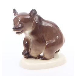 """Porcelāna figūra """"Lācis"""""""