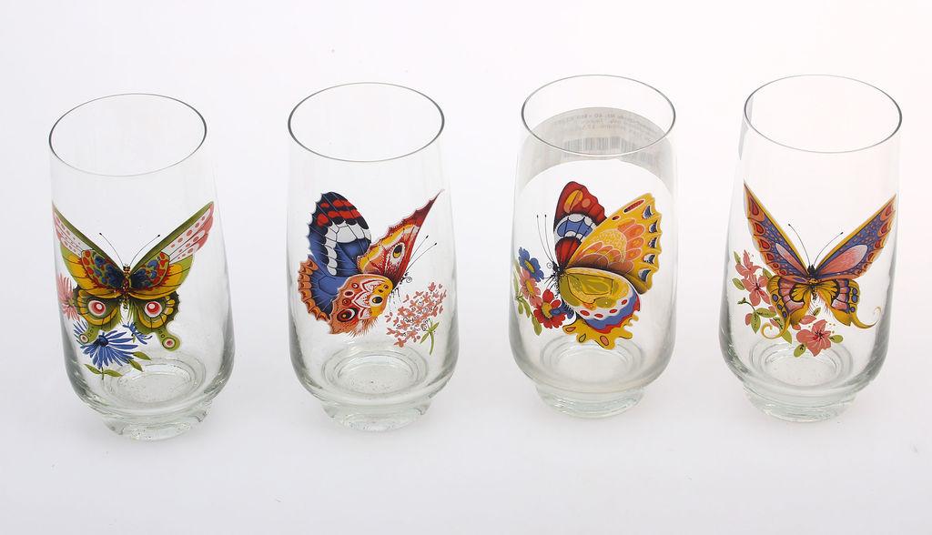 Stikla glāzes 4 gab.